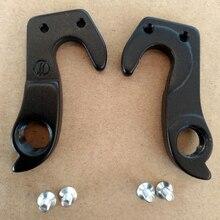 цена на 2pc Bicycle gear rear derailleur hanger For Giant Escape R Disc SRAM Giant RX1 RX2 2018-20 Venzo Raptor evo 29e MTB MECH dropout