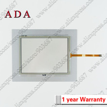 XP30-BTE/Ac XP30-BTE/Dc Touch Screen Panel Digitizer Glas Voor Ls XP30-BTE/Ac XP30-BTE/Dc Touchscreen + Beschermfolie