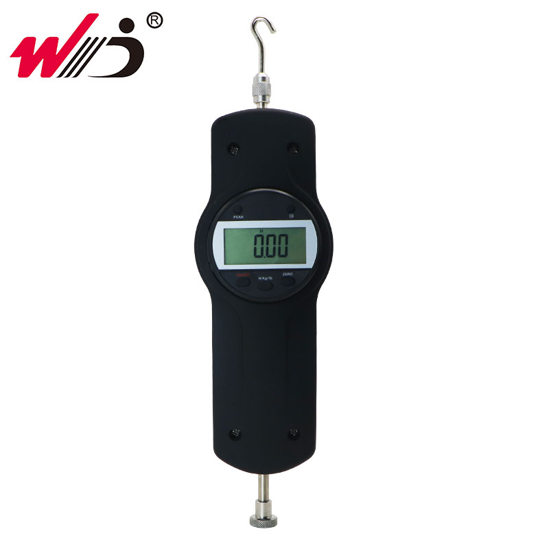 100N Digital Force Gauge Portable Push Pull Force Gauge Dynamometer Force Measuring Instruments SDF-100