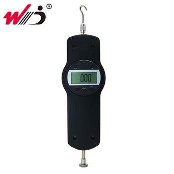 500N Digital Force Gauge Portable push pull force gauge dynamometer Force Measuring Instruments SDF-500