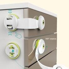 Ящики двери шкафа шкаф туалет защитные замки для маленьких детей защитный уход пластиковые Замки ремни младенческой защиты ребенка