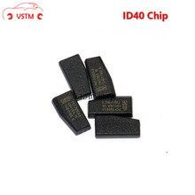 5pcs/lot For Opel ID40 4D40 Carbon Chip T12 40 Bits Remote Car Key Transponder Chip