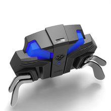 FPS Gamepad Controller Gamepad Zurück Mit Extended Schlüssel Turbo für PS4 DÜNNE PS4 Pro Controller Adapter mit Mods Und Elite reisfeldern