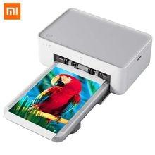 Xiaomi Mijia – imprimante Photo Portable, wi-fi, Bluetooth, HD, par Sublimation thermique, 6 pouces, Film Auto à restauration fine