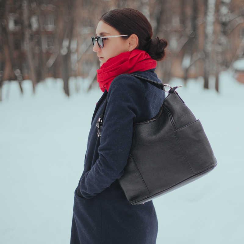 REALER сумка женские роскошные сумки дизайнерские большие сумки дамы hobo кроссбоди женская брендовая обувь из искусственной кожи