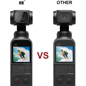 Image 5 - DJI Osmo Pocket Screen Protector Accessories Lens Protective Film Gimbal Cover Accesorios Filter for DJI Osmo Pocket