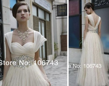 free shipping robe de soiree 2018 brides cap sleeve sweetheart crystal maxi long evening party gown