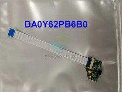 Новый оригинальный 774599-001 DA0Y62PB6B0 для HP Pavilion 13-A100N0 13-a087on 15-U Кнопка питания