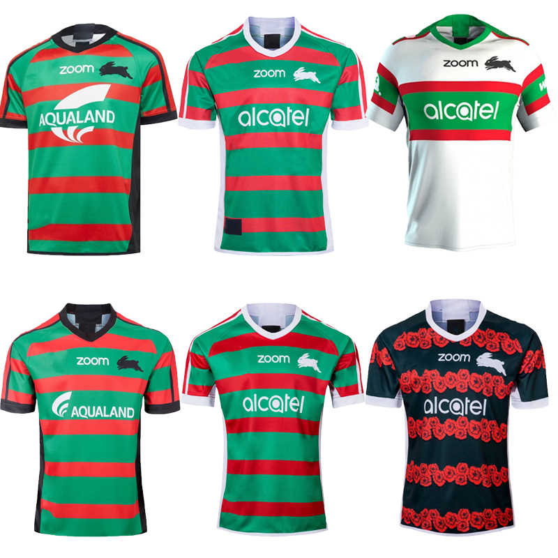 2020 Nrl South Sydney Rabbitohs Rugby Home Away Commemorative 9s Men S Rugby Jersey Sport Shirt S 5xl Aliexpress