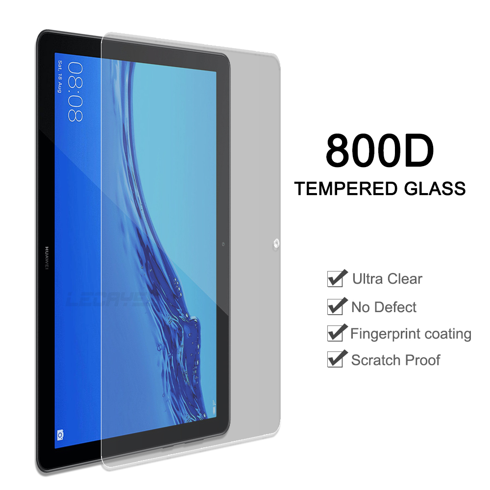 Scratch Proof Tempered Glass For Huawei Media T5 10 T3 10 T3 8.0 T3 7.0 T1 7.0 T1 8.0 Huawei Tablet T8 Clear Screen Protector