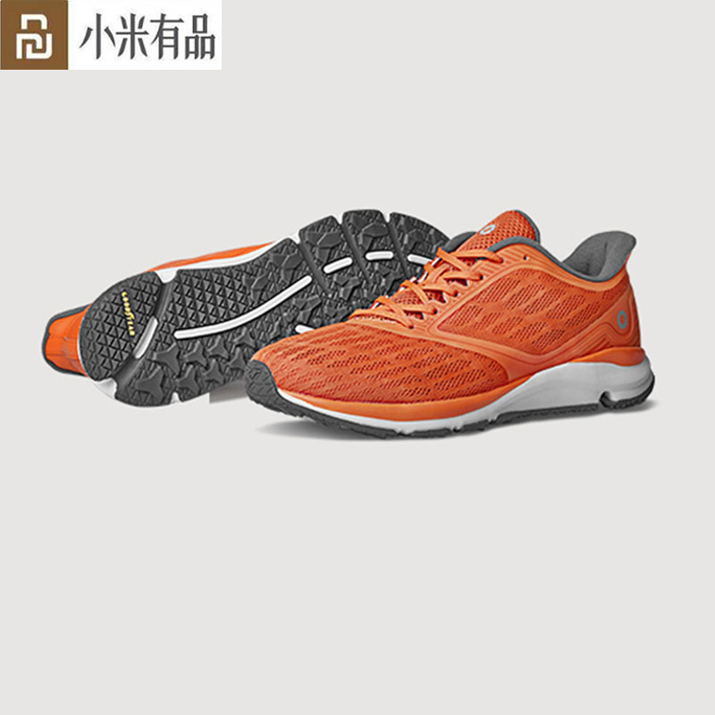 In Stock Youpin Shoes Antelope Smart Shoes Lightweight Outdoor Sports Sneakers Rubber Sole Support Smart Chip Pk Mijia 2