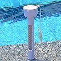 Большой Плавающий Термометр для бассейна Pro  термометры для воды для наружного использования  для крытого бассейна  спа  гидромассажные ван...