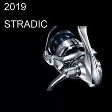 2019 Новая SHIMANO STRADIC FL рыболовного колеса 1000 2500 3000 4000 5000 HAGANE Body пресная вода морская вода Спиннинг рыболовная Катушка