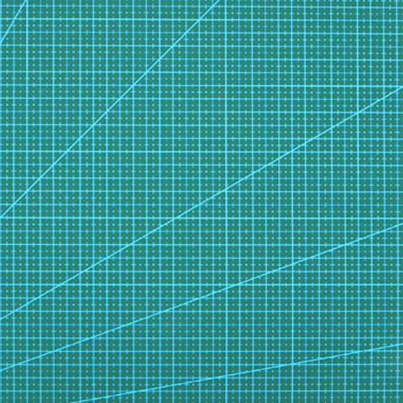 A2 Pvc Đôi In Hình Tự Chữa Lành Thảm Cắt Thủ Công Quilting Thêu Sò Ban 60X45Cm Miếng Dán Cường Lực Vải Giấy Thủ Công dụng Cụ