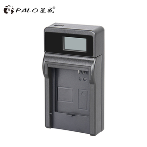 Image 3 - PALO Camera Battery Charger With LCD Display For Samsung BP 70A bp 70a bp70a BP70a PL120 PL121 PL170 PL171 PL200 ST76