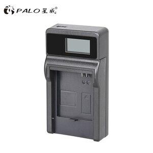 Image 3 - PALO cargador de batería para cámara con pantalla LCD, para Samsung BP 70A, bp 70a, bp70a, BP70a, PL120, PL121, PL170, PL171, PL200, ST76