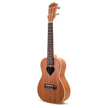 цена на 23 Inch Concert Ukulele Strings Hawaiian Mini Guitar Acoustic Guitar Ukulele Patterns Guitarra Send Gifts