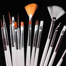 Pen Nail-Brush Painting-Pens Nail-Accessoires-Tools 15pcs DIY Professional Beauty Popular