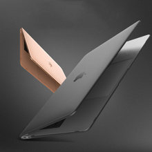Matte Frosted Case Laptop Case For Apple MacBook Air Pro 16 15 13 12 Inch Case New Pro 13 A2289 A2159 2020 Cover With Touch Bar