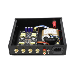 Image 5 - SUQIYA Dual TVV 46 pleine discrète phono MM phono MC phono MM/MC peut commuter lamplificateur audio HiFi
