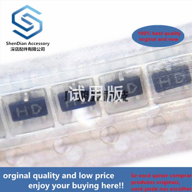 10pcs 100% Orginal New Best Qualtiy 2SC3122 SOT-23 SC-59 TRANSISTOR (TV VHF RF AMPLIFIER APPLICATIONS) In Stock