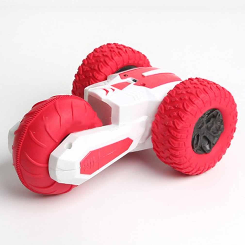 RC 자동차 2.4G 4CH 스턴트 드리프트 변형 버기 자동차 락 크롤러 롤 자동차 360 학위 플립 키즈 로봇 RC 자동차 완구