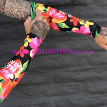 Men Women Outdoor Cycling Sports Safety Protective Arm Sleeves Camping Climb Road Bike Bicycle Fishing UV Protection Arm Warmers цена
