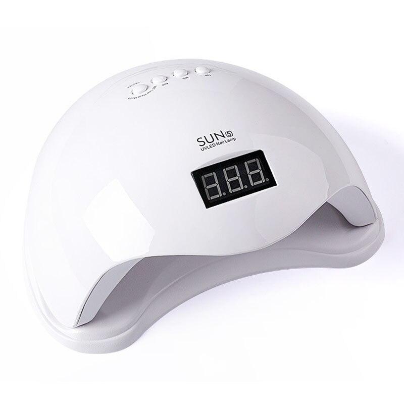 48 Вт профессиональный светодиодный УФ светильник для ногтей