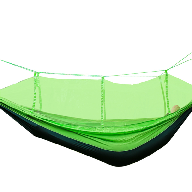 ShengYuan Factory Direct Selling New Products Parachute Cloth Gauze Hammock Summer Anti-mosquito Forest Shade BEEKING Feared Pre