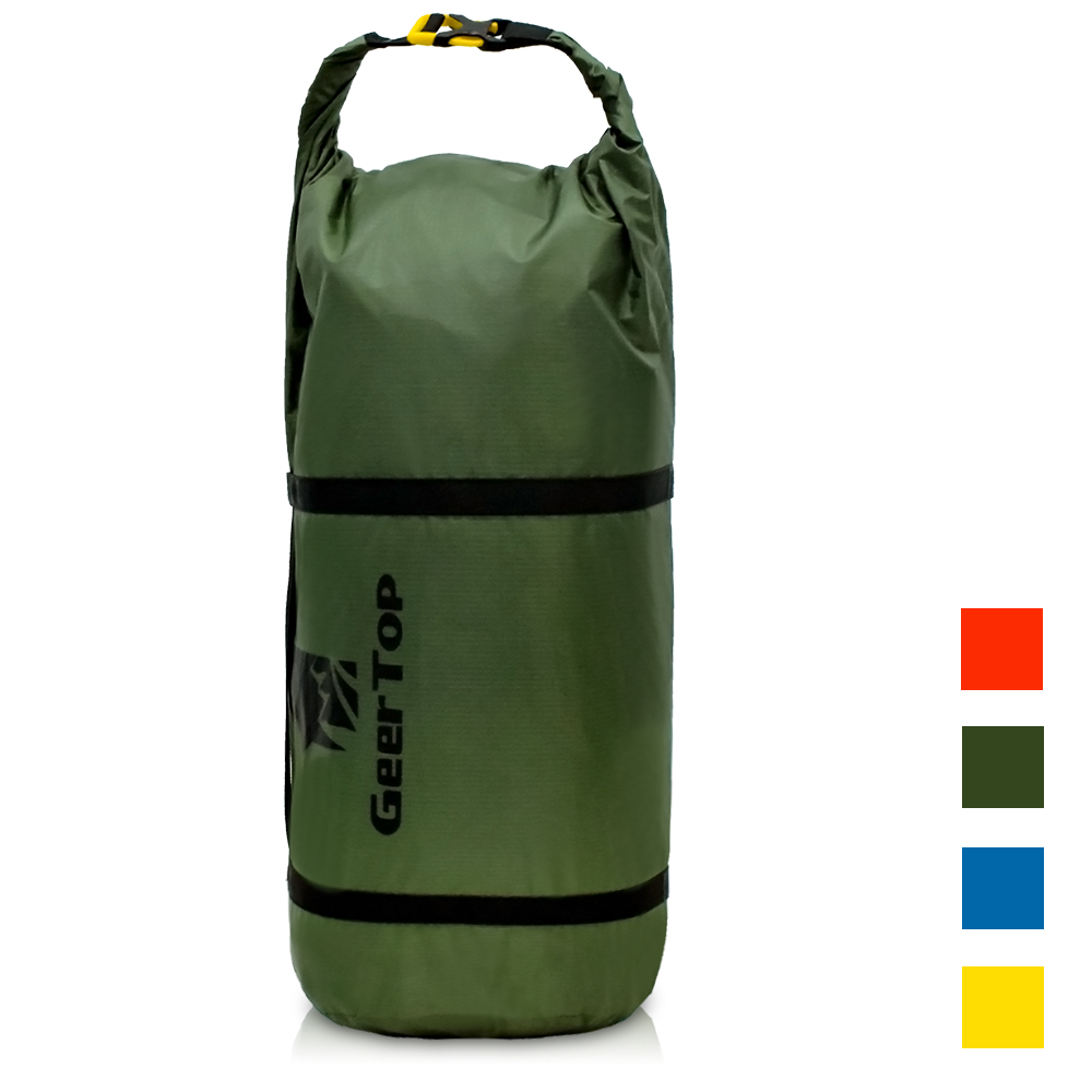 GeerTop Large Polyester Tent Bag Lightweight Waterproof Camping Bag Travel Organizer Storage Sack For Outdoor Tourist Package