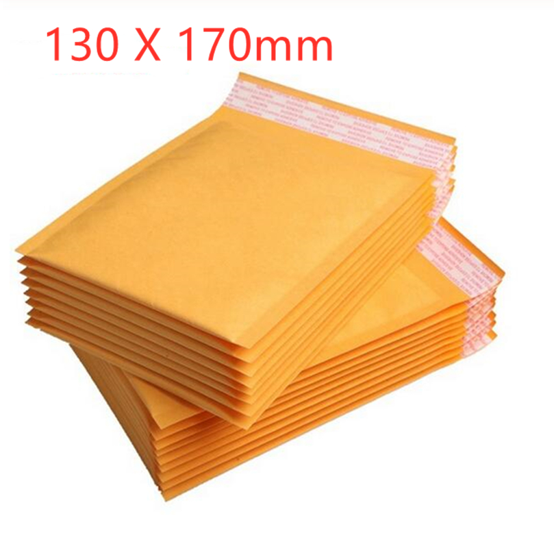 130x170mm-kraft-papier-enveloppes-a-bulles-sacs-enveloppes-d'expedition-rembourrees-avec-sac-d'expedition-a-bulles