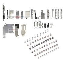 1 комплект, внутренние аксессуары для iPhone 5, 5S, 6, 6 S, 7 Plus inside, маленькие металлические детали, держатель, кронштейн, защитная пластина, комплект+ полный винт