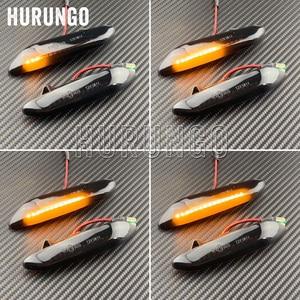 2 pieces Led Dynamic Side Marker Turn Signal Light Indicator Blinker Lamp Signal Lamp For BMW E90 E91 E92 E93 E60 E87 E82 E46