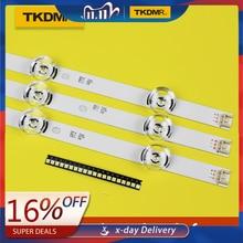 "TKDMR LED バックライトストリップ LG イノテック YPNL DRT 3.0 32 ""_ A/B 32MB25VQ 6916l 1974A 6916l 1981A 32LB5820 32LF580V 32LB5610 LC320DUE"