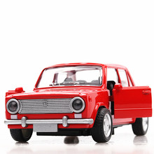 Car-Toys 1/36-Diecast Vehicles for Kids Pull-Back/car-2-Openable-Doors
