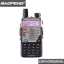 Baofeng UV 5REトランシーバー10キロvhf UHF136 174Mhz & 400から520mhzのデュアルバンド双方向ラジオUV 5R uv 5R cbラジオハムhfトランシーバ