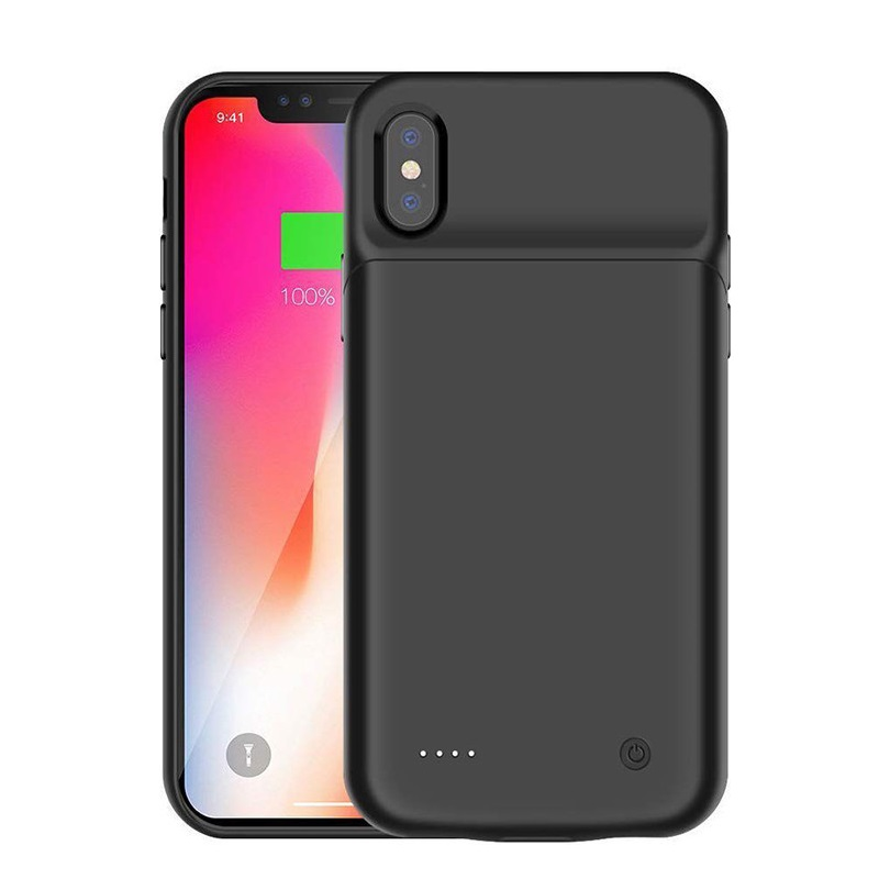 Hot Charger Case For Iphone 6 6s 7 8 Plus 4000mah Power Bank New Cover Case For Iphone Xs Max Xr External Battery Pack Case