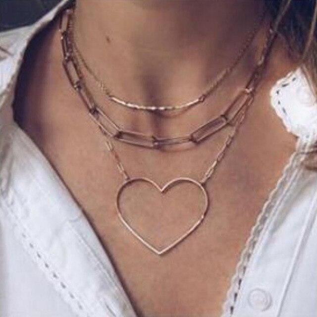 Bohemian Women Necklaces...