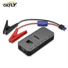 GKFLY awaryjne urządzenie rozruchowe 2000A urządzenie do awaryjnego uruchamiania 12V 24000mAh przenośny Bank pamięci Booster Buster restart baterii