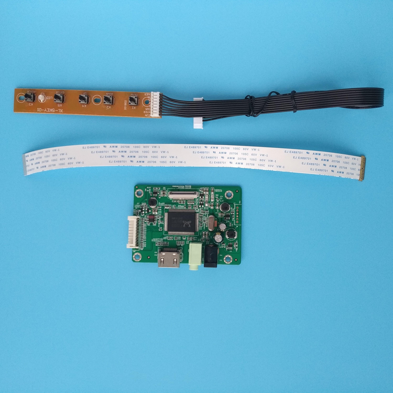 For B133HAN02.5/B133HAN02.7 1920X1080 Controller Board Driver Kit Display Panel LCD LED HDMI Screen Cable Monitor EDP Mini 13.3