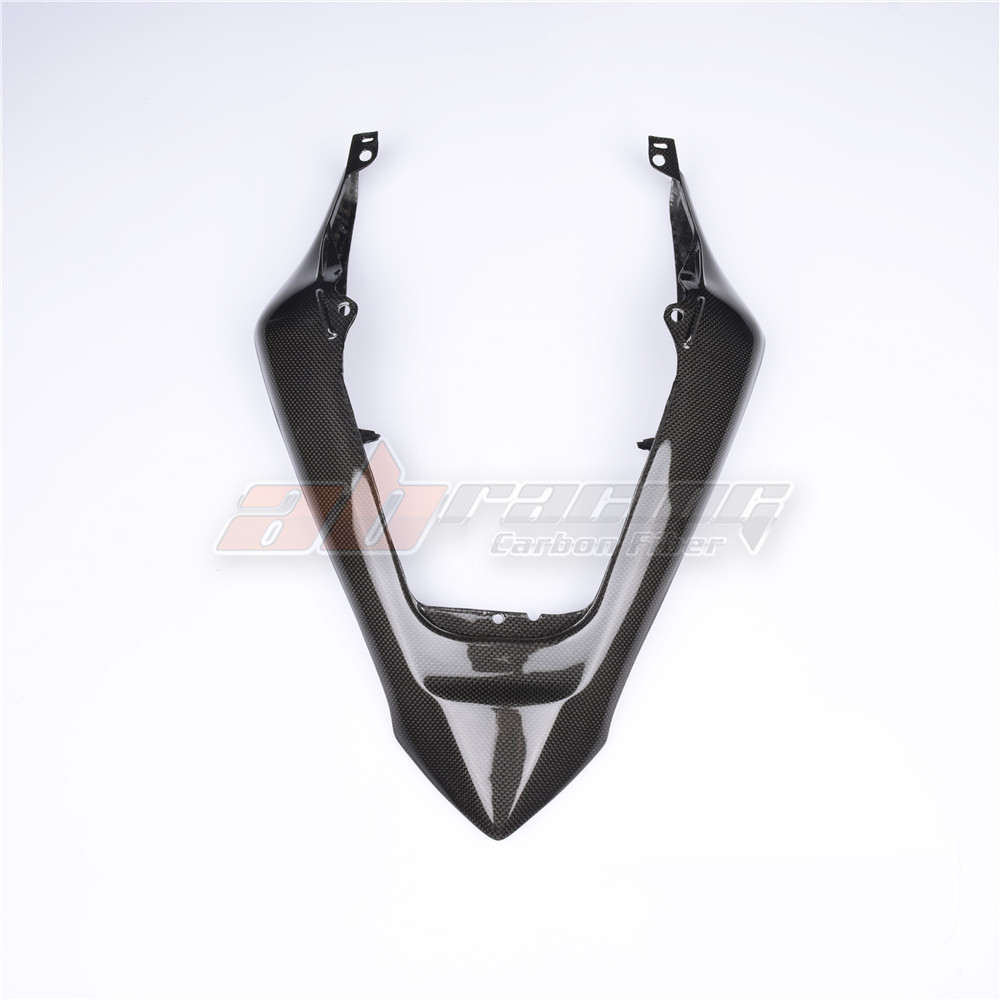 Rear Upper Tail Driver Seat Fairing Cowling For Honda CB1000R  2008-2017Carbon Fiber