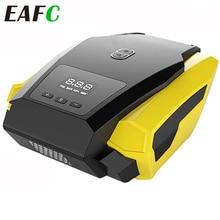 LED de voiture affichage numérique compresseur d'air pompe gonflable Portable 12V pneu d'automobile gonfleur rapide Mini pompe de voiture automatique électrique