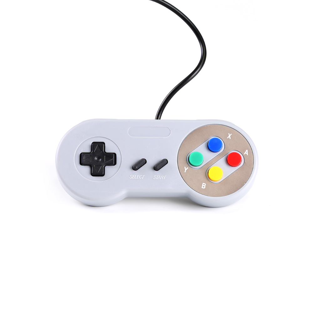 For Raspberry Pi USB Controller Gamepad Super Game Controller SNES USB Classic Gamepad Game Joystick