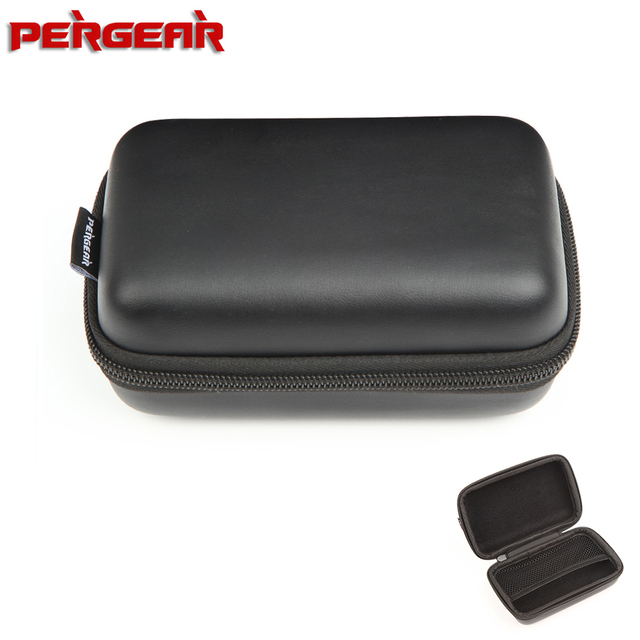 Pergear Storage Bag Portable Case Waterproof Shock Absorber Bag Spare Parts Box for Fimi Palm & Snoppa Vmate Pocket Camera