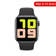 מקורי Smartwatch IWO13 T500 סדרת 5 Bluetooth שיחת 44mm חכם שעון קצב לב צג לחץ דם עבור IOS אנדרואיד