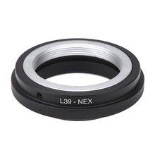 L39-NEX Camera Lens Adapter Ring L39 M39 LTM lens mount around for sony NEX 3 5 A7 E A7R A7II converter L39-NEX screw