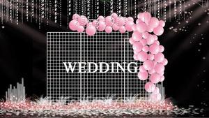 Высокое качество свадебное украшение металлический круг Сетка Стенд Золотой квадрат сетка фон