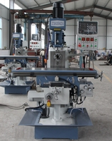 ZX6350ZA Drilling And Mill Machine With 3 Axis DRO