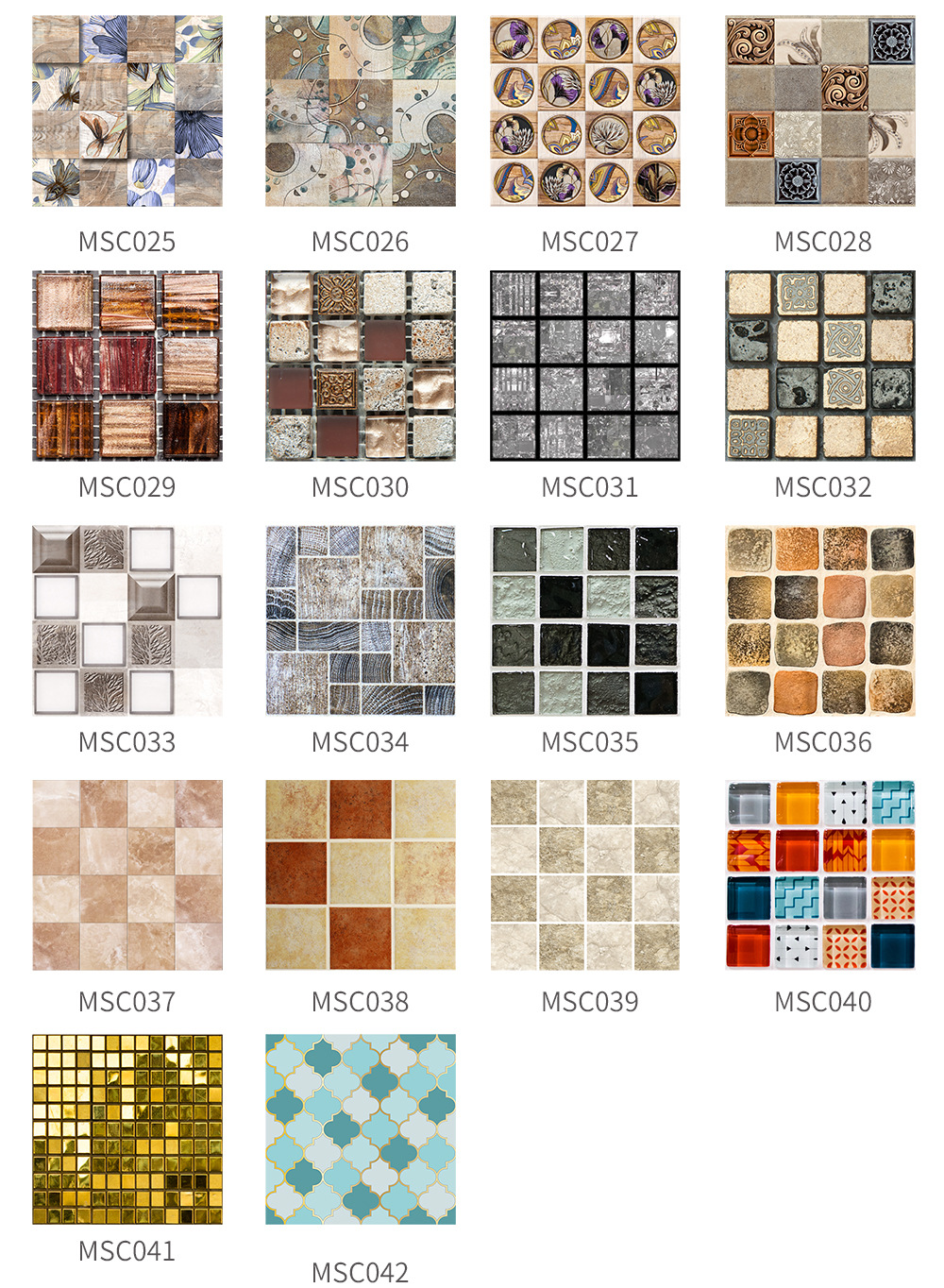 6pcs 20cm Square Self-adhesive Tiles 3d Wall Stickers Decal Mosaic Home Decoration Living Room Porch Poster Wall