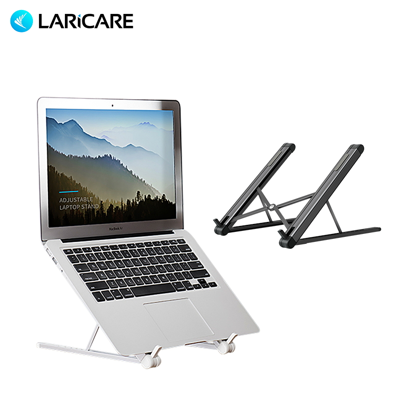 LARICARE Laptop Stand Support 9.7 inch to 17 inch Laptops and Tablets. image